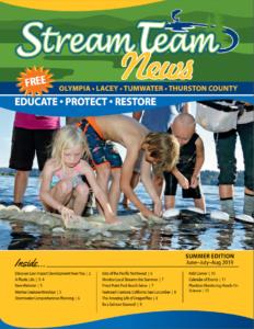 Summer Stream Team Newsletter